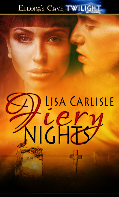 Fiery Nights by Lisa Carlisle