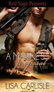 A Marine's Proposal by Lisa Carlisle