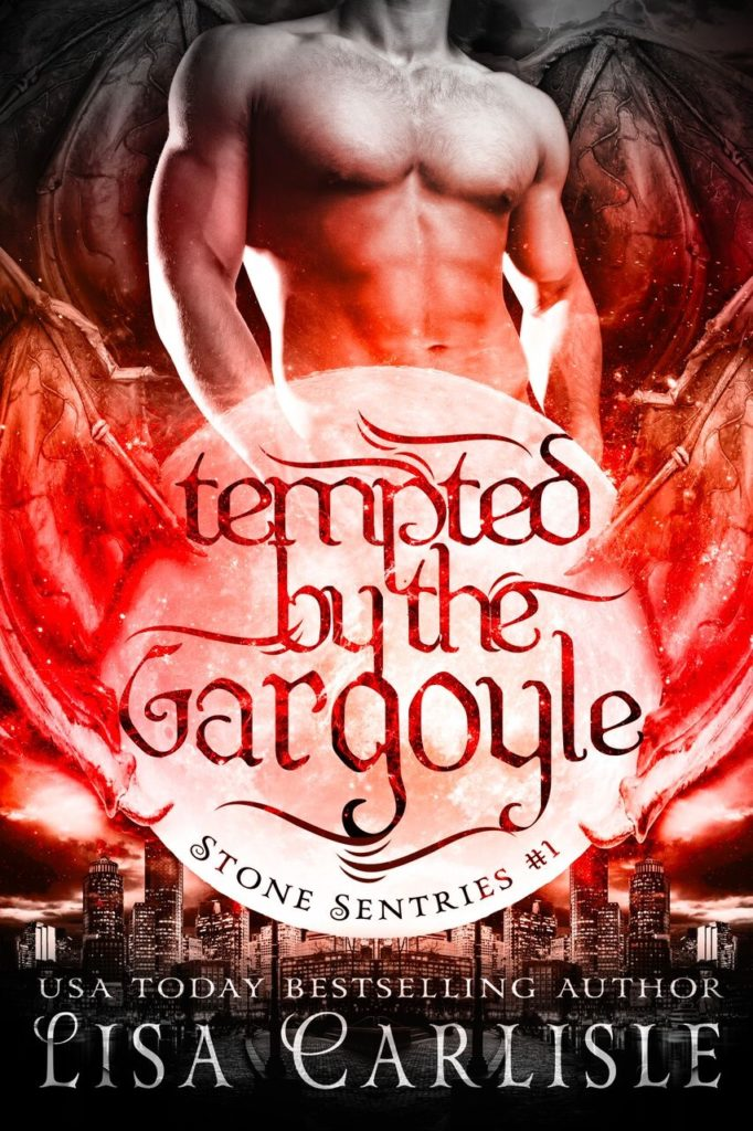Book Cover: Tempted by the Gargoyle (Stone Sentries 1)