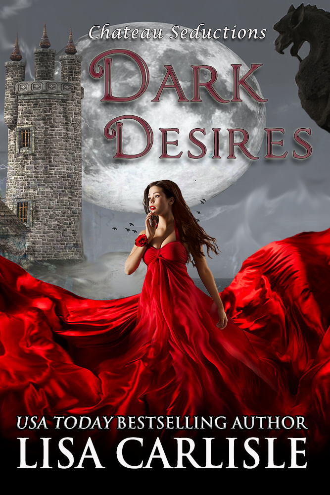 An #Excerpt from Dark Desires, a New #Gothic Paranormal