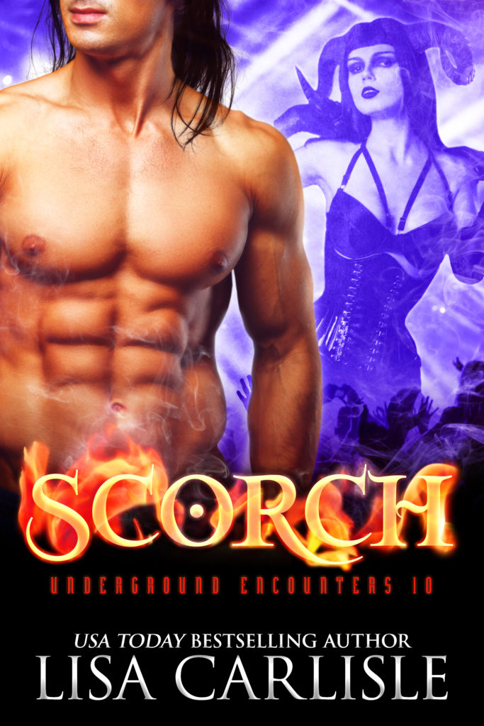 Scorch book cover